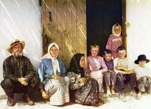 Colonos Russos, Mugan Steppe, 1907-1915.