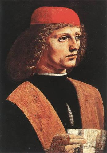 Portrait of a Musician, 1490