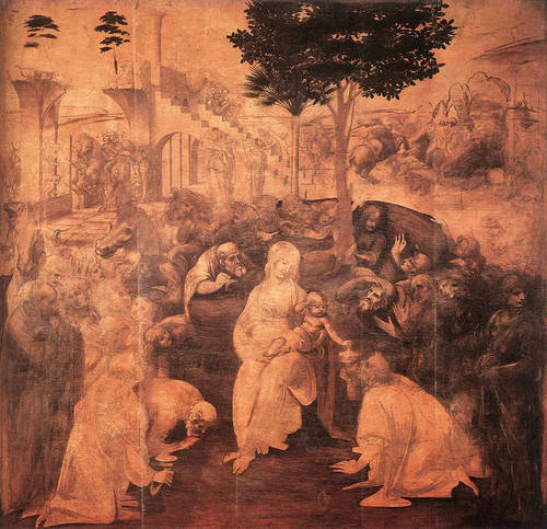 The Adoration of the Magi, 1481
