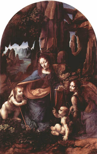 The Virgin of the Rocks, 1495–1508