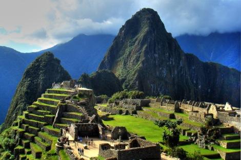Visite Machu Picchu pelo seu computador