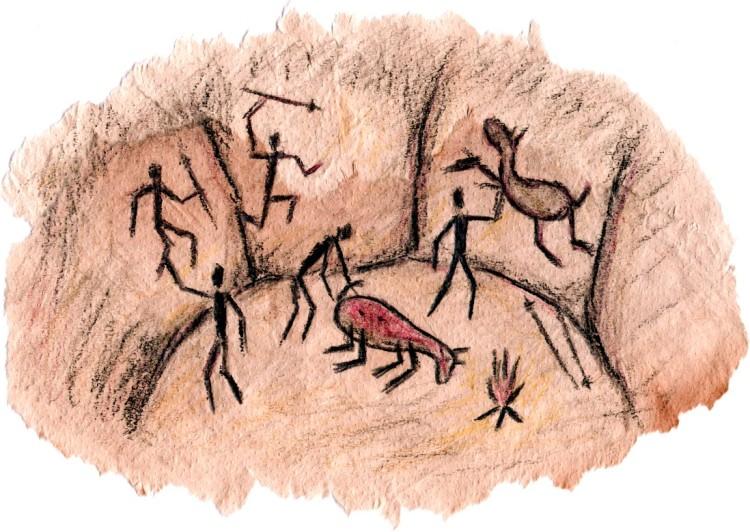 Jogo - A vida no Paleolítico